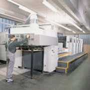 Laserformularproduktion